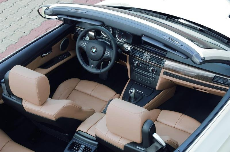 2009 Bmw M3 Convertible Gallery 226616 Top Speed