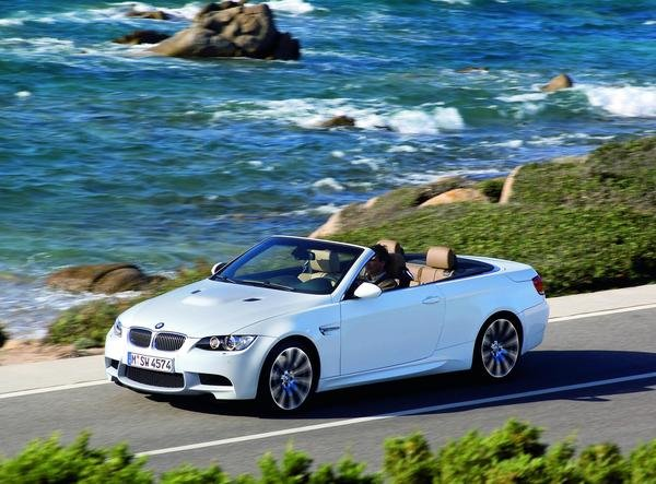 2009 bmw m3 convertible review car and driver