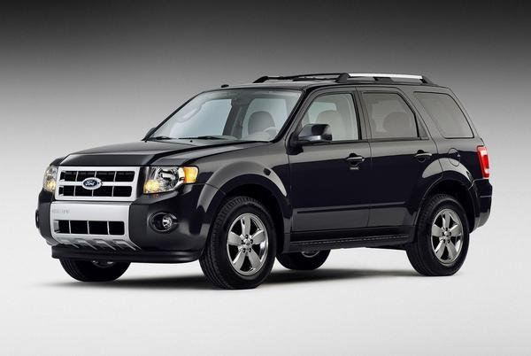 Lincoln Motor Company >> 2009 Ford Escape Hybrid Review - Top Speed