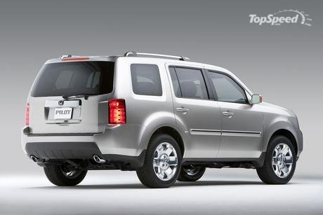 Honda Pilot  Car Picture