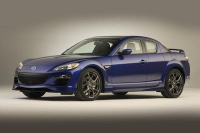 2009 Mazda RX-8 | Top Speed