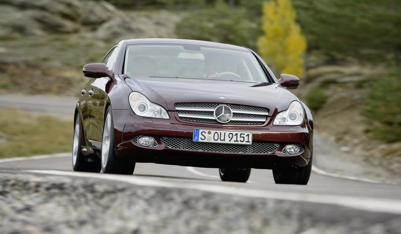 2009 Mercedes CLS-Class - image 227237