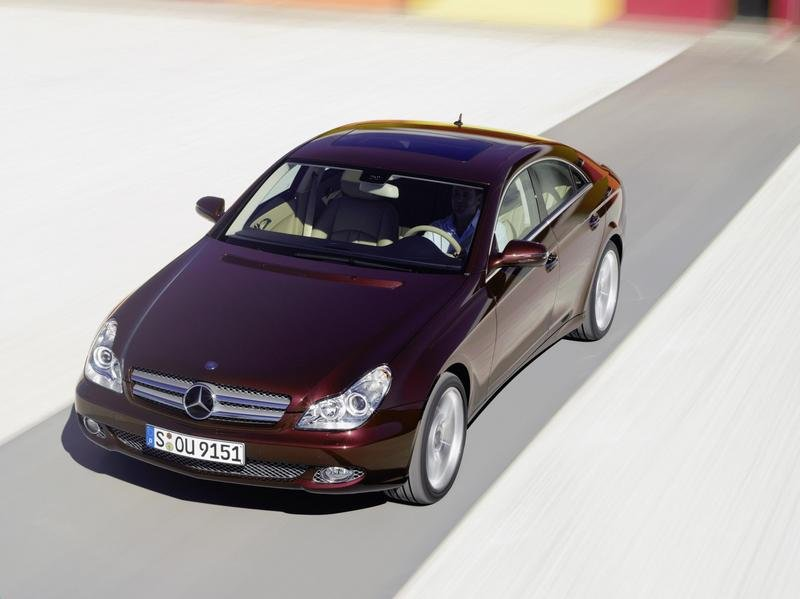 2009 Mercedes CLS-Class - image 227239