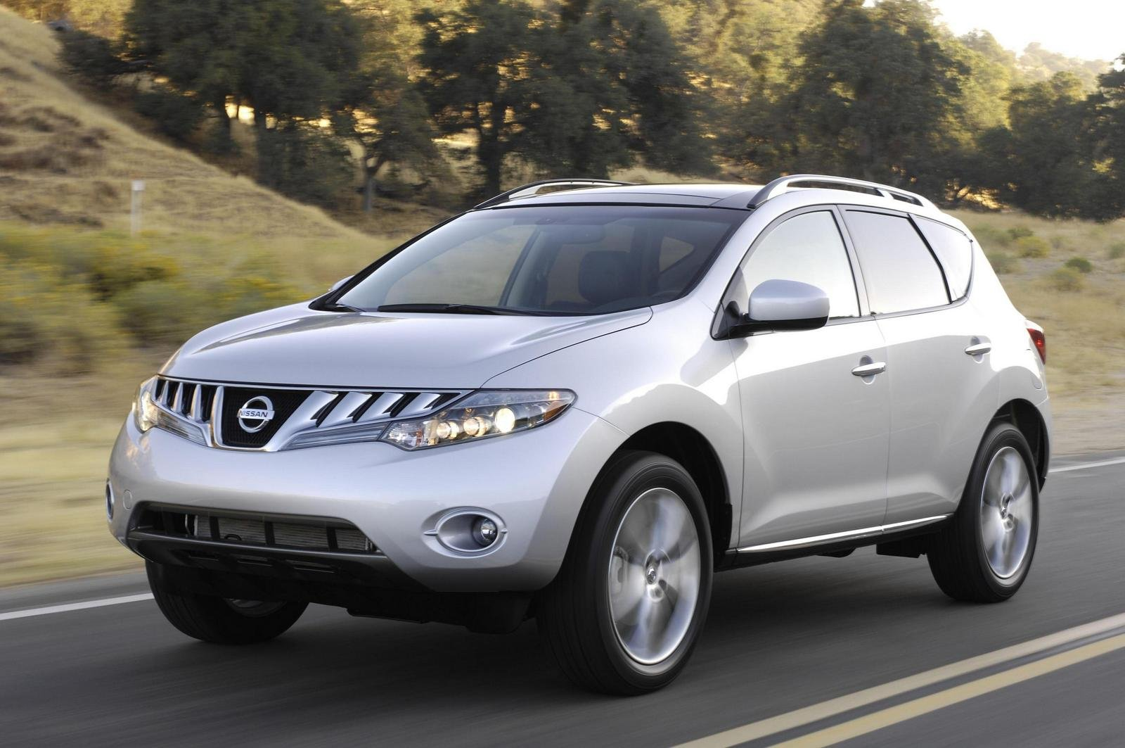 2009 Nissan Murano Pricing Announced News Top Speed
