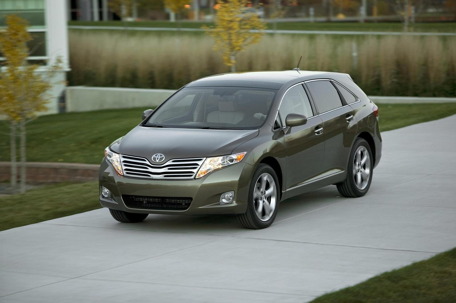 2009 toyota venza picture 225835 car review top speed. Black Bedroom Furniture Sets. Home Design Ideas