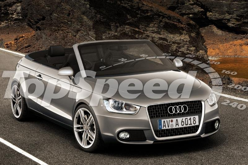 audi a1 news and reviews top speed. Black Bedroom Furniture Sets. Home Design Ideas