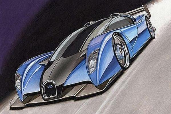 "Top 10 Fastest Cars >> Bugatti ""Project Lydia"" - The Most Expensive Car In The ..."