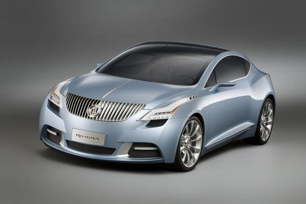 buick reveales more images of the riviera concept picture