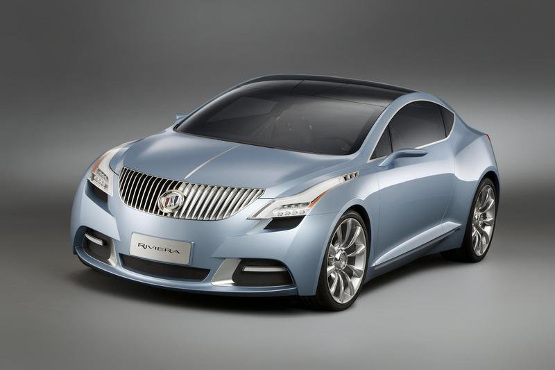 Buick reveales more images of the Riviera Concept