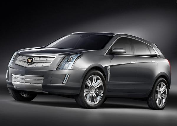 cadillac provoq will replace srx starting 2009 picture
