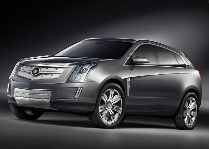 Cadillac Provoq will replace SRX starting 2009