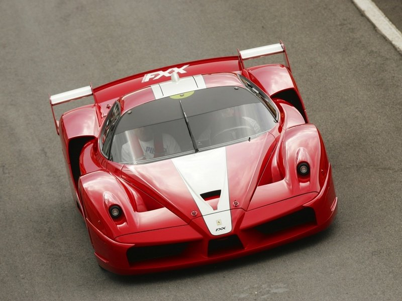 Ferrari FXX sold for 2.6 million euro