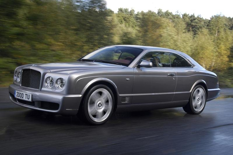 First U.S. Bentley Brooklands auctioned for $450000