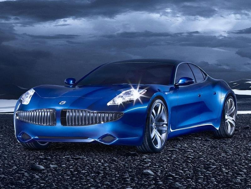 Fisker Karma to be produced in Detroit?