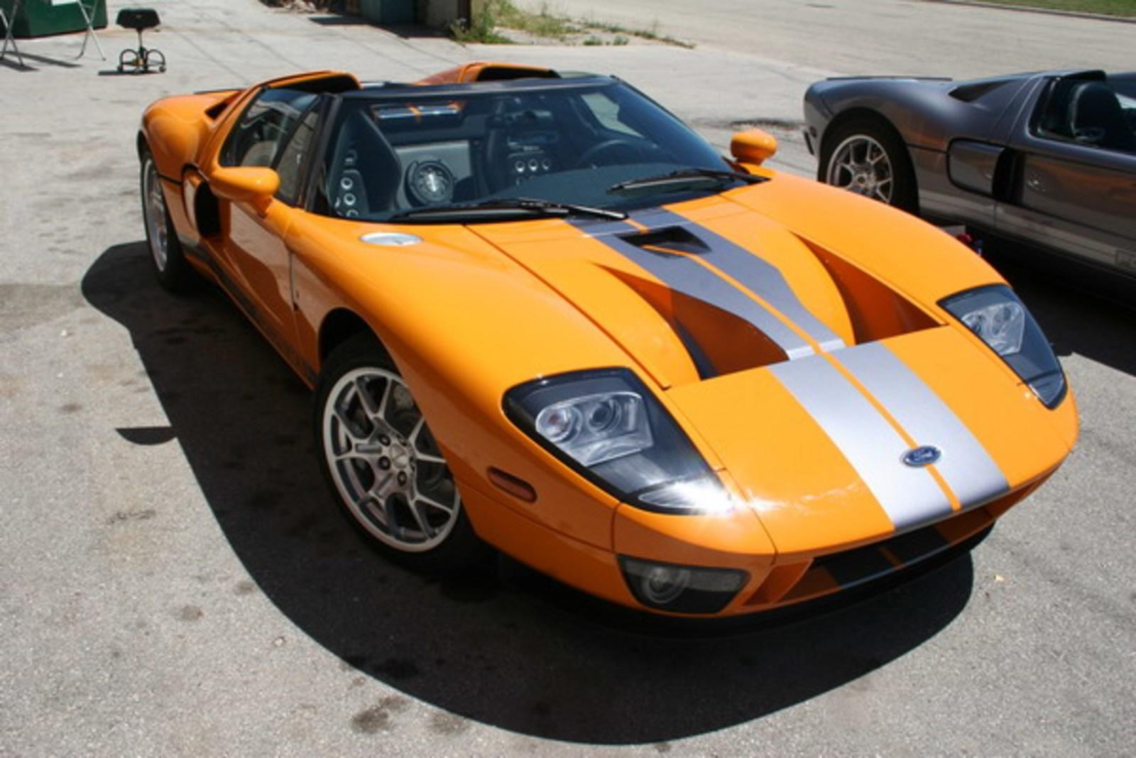 ford gtx1 pro numbers cars speed thread topspeed
