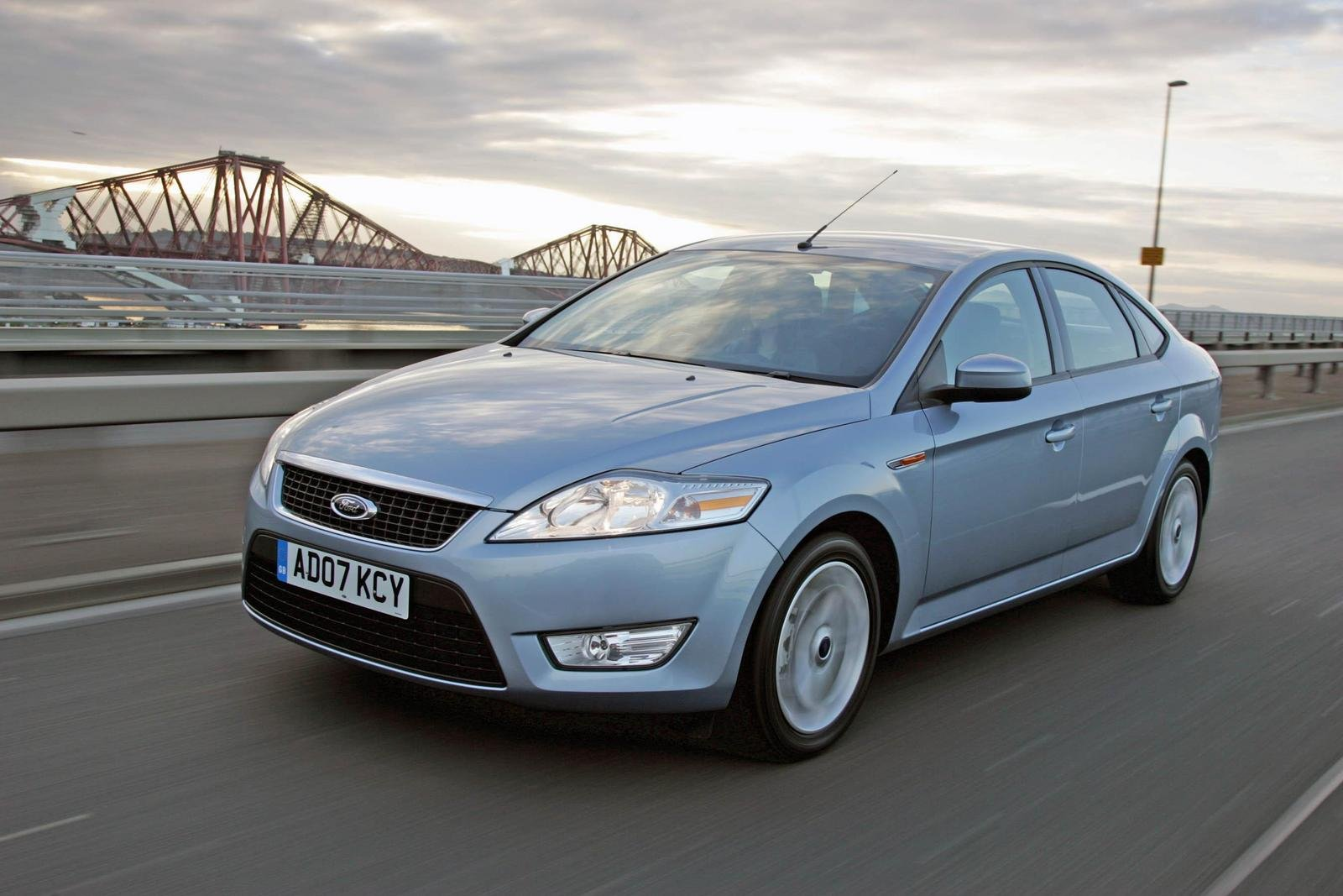 ford mondeo awarded top gear family car of 2007 news top speed. Black Bedroom Furniture Sets. Home Design Ideas