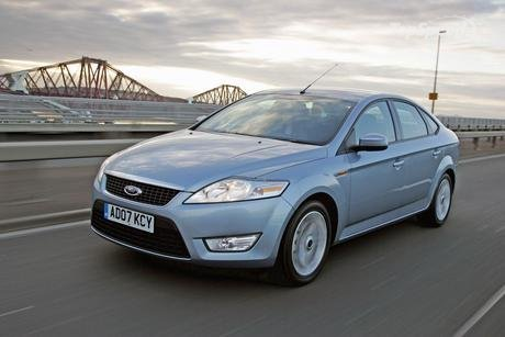 Ford Mondeo St. ford mondeo awarded top gear