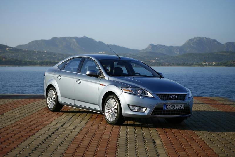Ford Mondeo awarded Top Gear family car of 2007