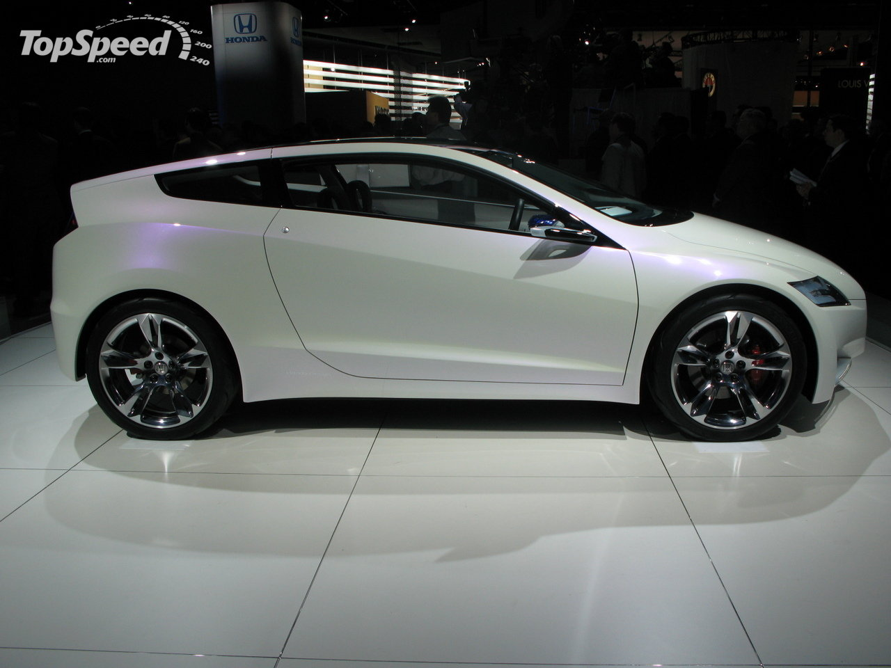 Honda CRZ Concept Wallpaper