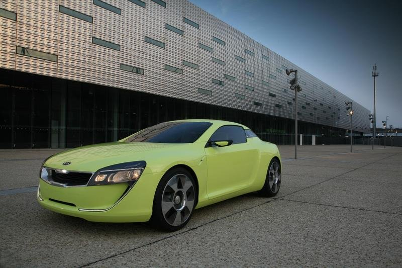 Kia Kee Concept made its North American debut - image 226106