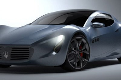Maserati Chicane Concept to be unveiled in Geneva