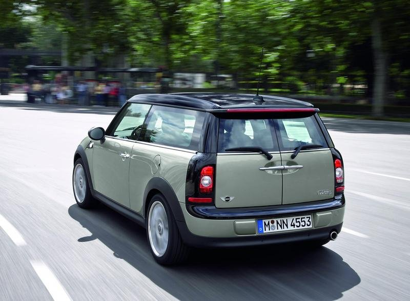 MINI Cooper D Clubman coming to Detroit