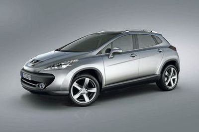 Peugeot 3008 SUV to be launched at the end of 2009