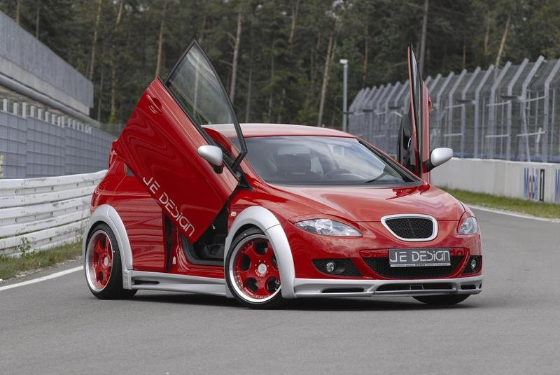 "Seat Leon ""Wide Body"" by JeDesign"