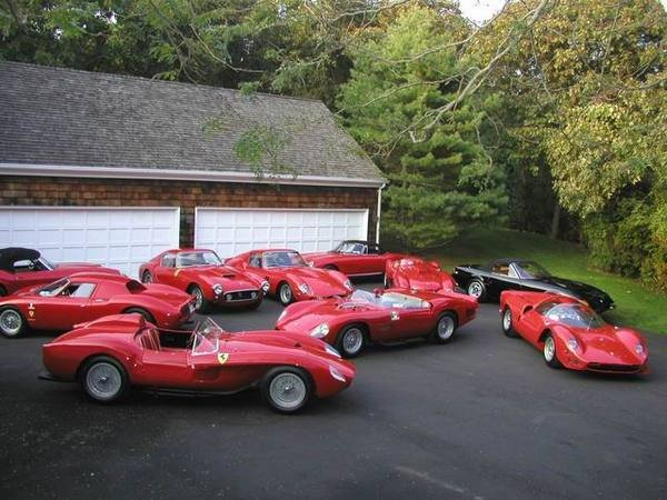The Most Beautiful Garage Car News Top Speed