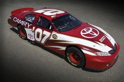 Toyota says it will win in Sprint Cup (but why does it care?)