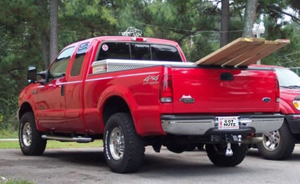 truck nuts to be banned news top speed. Black Bedroom Furniture Sets. Home Design Ideas