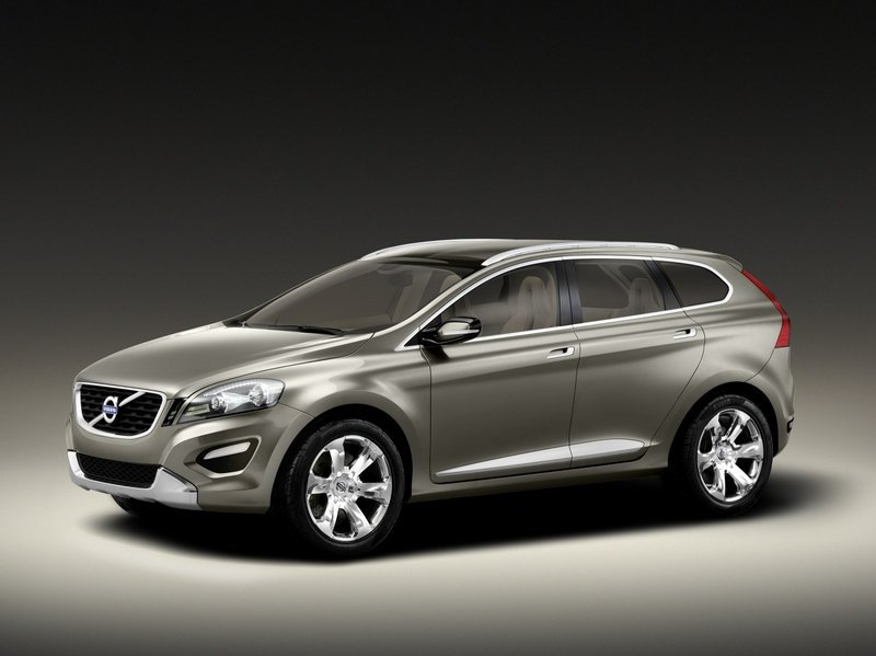 Volvo XC60 to be unveiled at the Geneva Motor Show