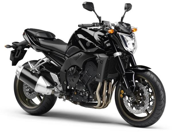 yamaha fz1 and fz1 fazer to debut on the japanese market. Black Bedroom Furniture Sets. Home Design Ideas
