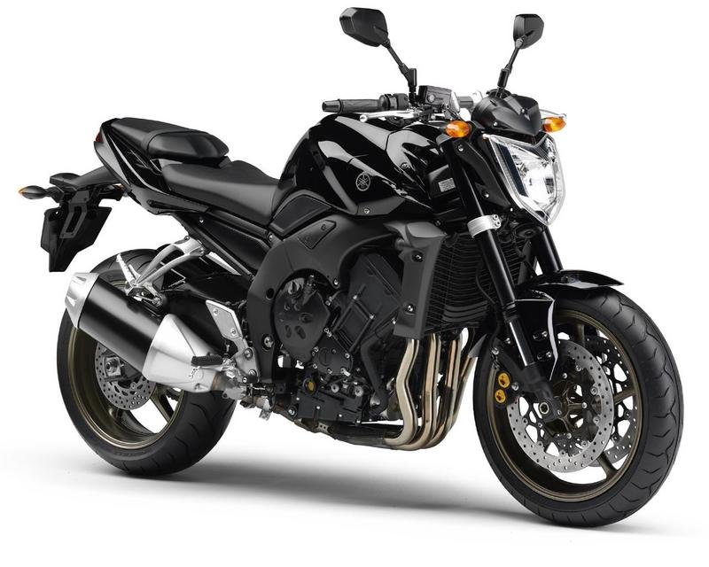 Yamaha FZ1 and FZ1 FAZER to debut on the Japanese market