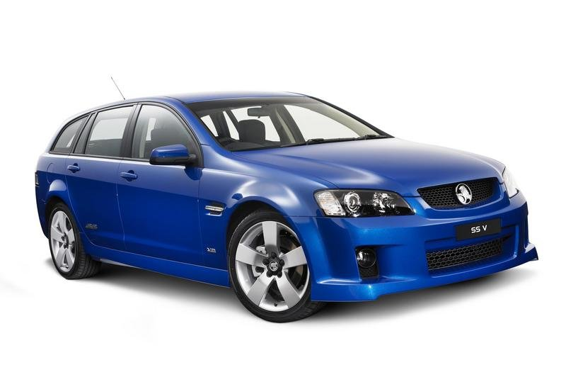 2008 Holden VE Sportwagon - image 234672