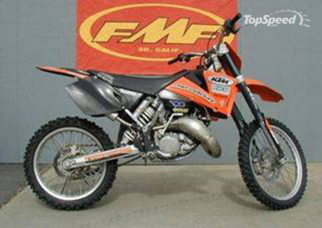 It all started almost ten years ago when the 1999 KTM 125 SX was presented