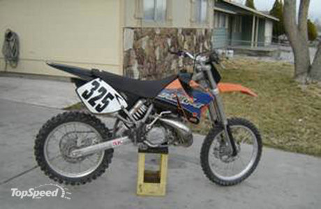 2000 KTM 250 SX. 2000 KTM 250 SX. First launched in 2000 as a motocross bike