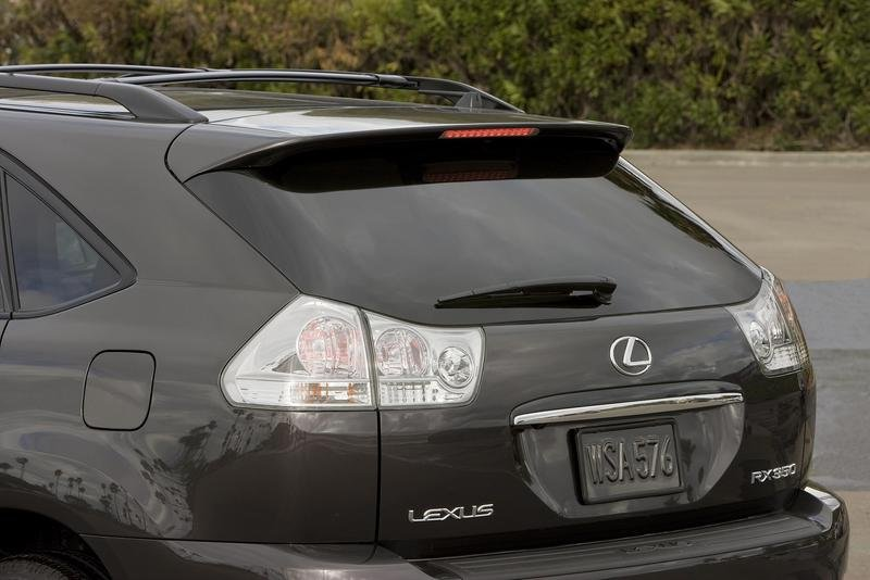 2008 lexus pebble beach collection rx 350 and es 350 review top speed. Black Bedroom Furniture Sets. Home Design Ideas