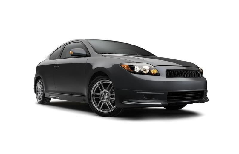 2008 Scion tC Release Series 4.0 pricing announced