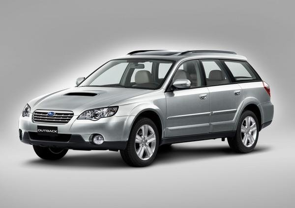 Subaru Legacy 2.0d And Outback
