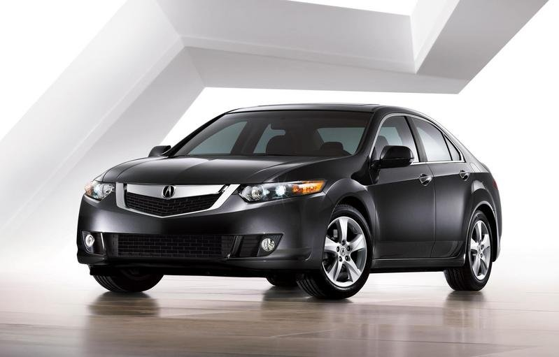 2009 Acura TSX will be unveiled at the NY Auto Show