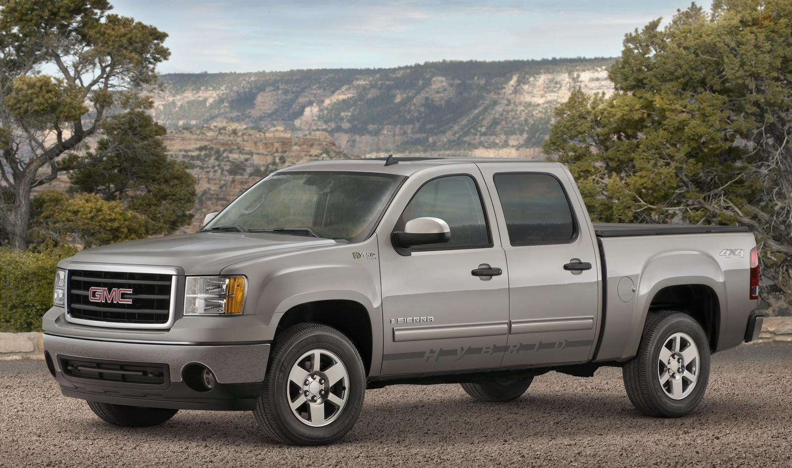 2009 gmc sierra hybrid 7_1600x0w gmc sierra reviews, specs & prices top speed  at reclaimingppi.co