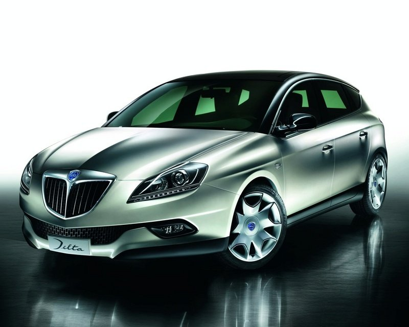 2009 Lancia Delta first official images
