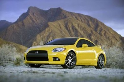 2009 Mitsubishi Eclipse to be unveiled in Chicago