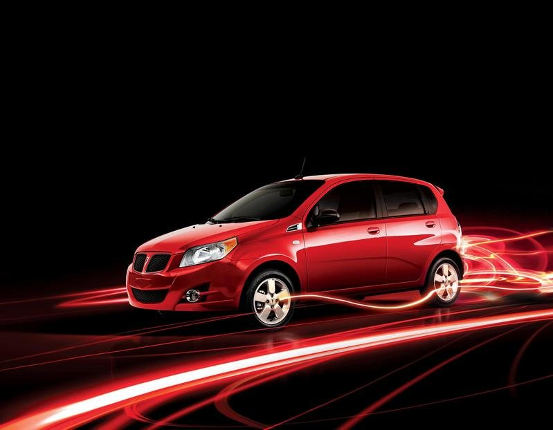 Pontiac Wave5 Reviews Specs  Prices  Top Speed