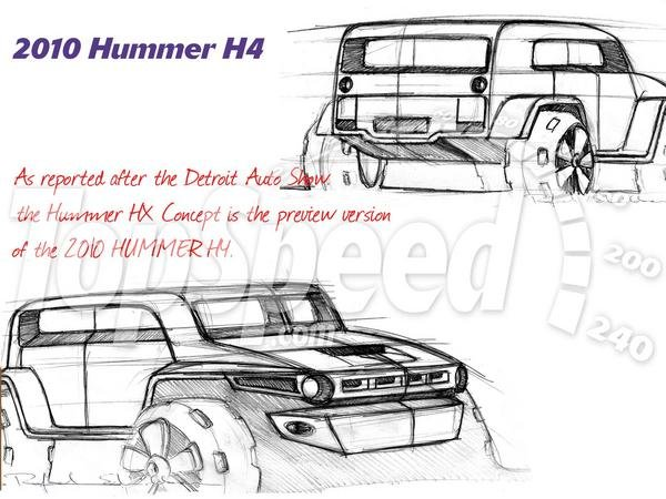 2010 Hummer H4 Review Top Speed