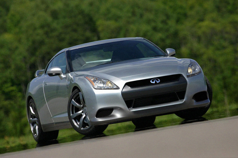 Infiniti GT-R News And Reviews | Top Speed