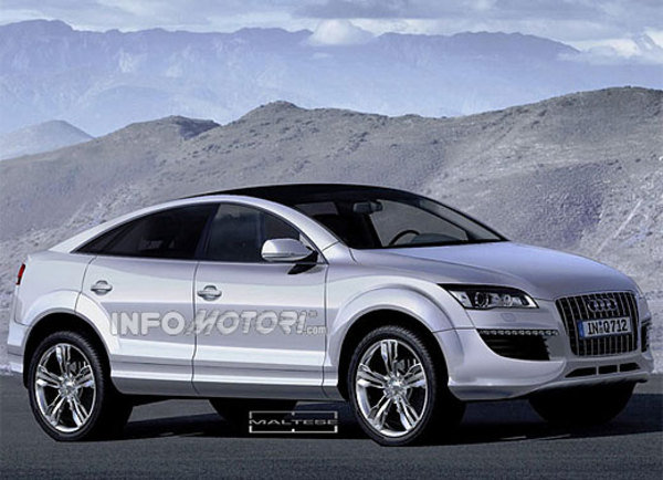 Audi Q6 Targets The New BMW X6 News - Top Speed