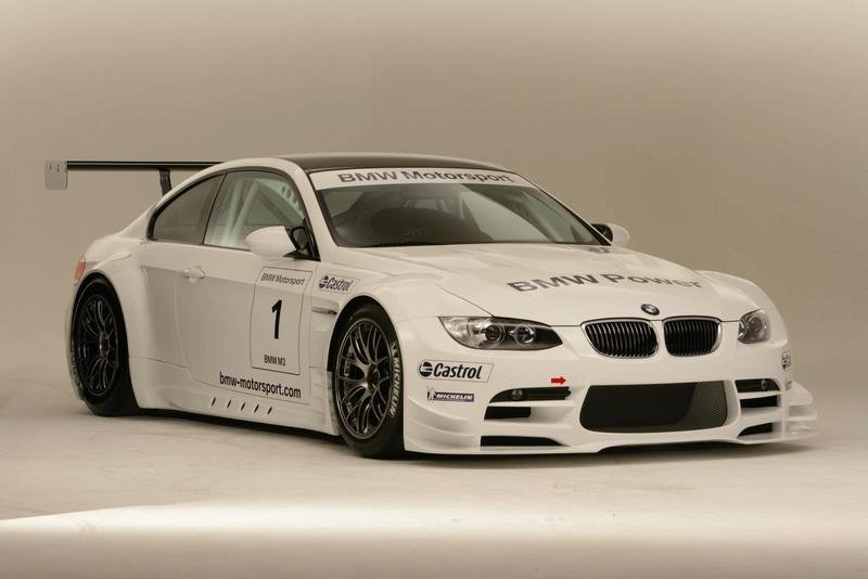2008 BMW M3 American Le Mans Series (ALMS)