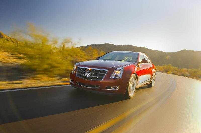 Cadillac CTS ranked above Mercedes C300 and BMW 328i